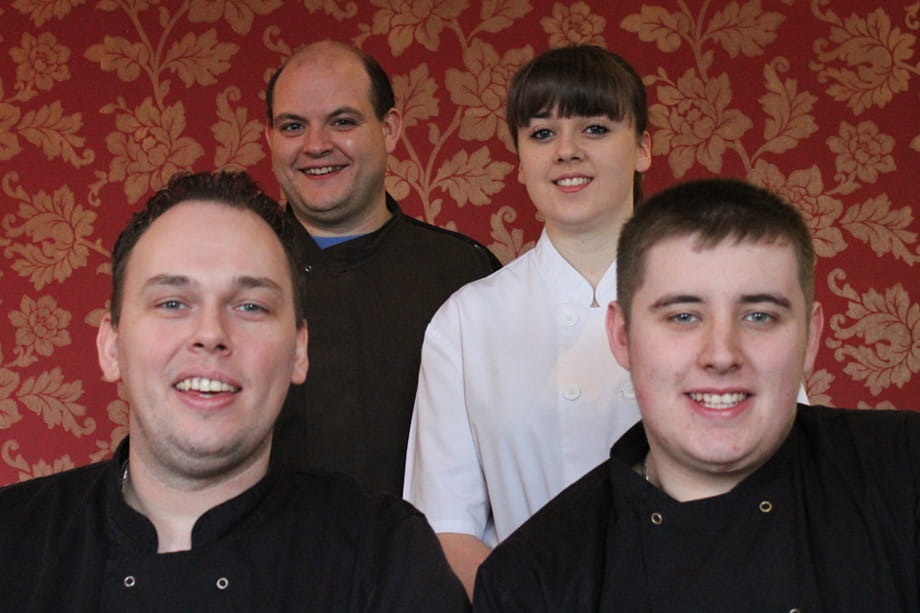 The Station Hotel Chefs