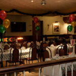 Function room for Christmas Party